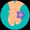 Уход за кожей рук и ног